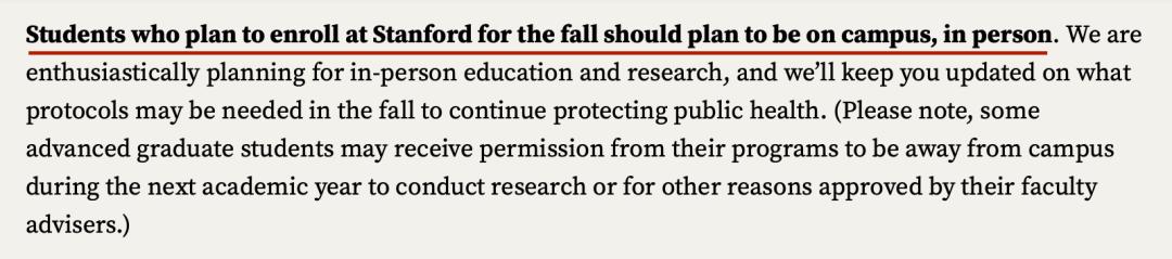 最新消息!这些美国大学已宣布:2021-2022疫情期间我们不涨学费!