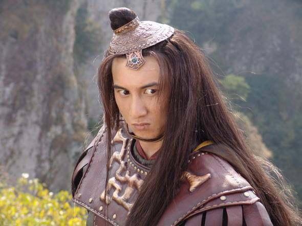 中国历史上的七大战神,战神刑天排名第二,岳飞仅排名第七