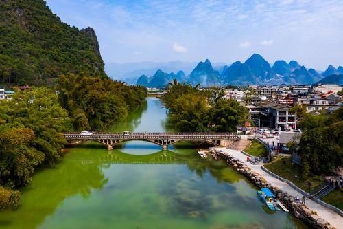 广西最值得去的四个景点,个个风景如画,游客:来了不想走