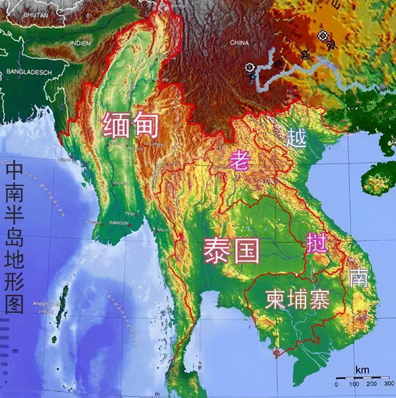 柬埔寨面积和人口_柬埔寨和孟加拉面积相当,为何仅有1500万人口 真相也许是信