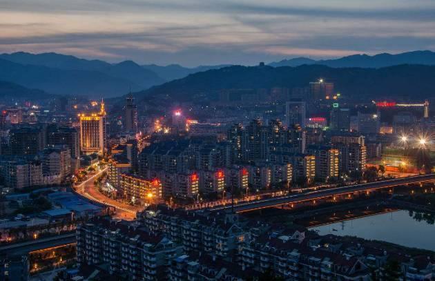 """福建的""""珍贵""""豪宅,被称""""凤岐之光"""",距柘荣县大约20公里"""