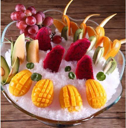 心理测试:你喜欢哪个水果拼盘?测你明年会不会飞黄腾达!