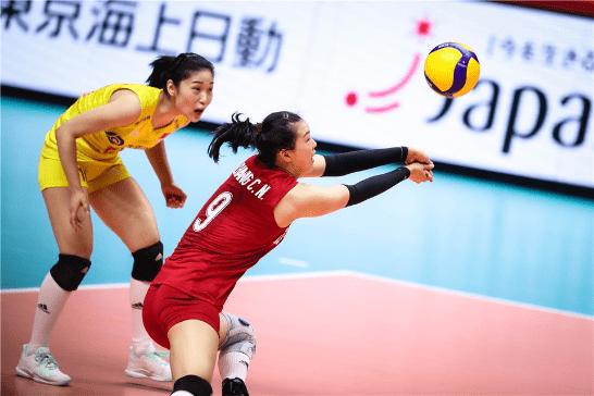 世联赛-中国女排3-1韩国开门红 张常宁领衔制造大逆转插图