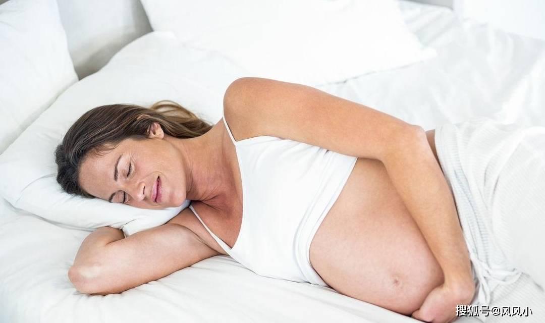 """孕妈睡觉时有这3种状况 可能是宝宝""""不舒服"""" 别忽视-家庭网"""