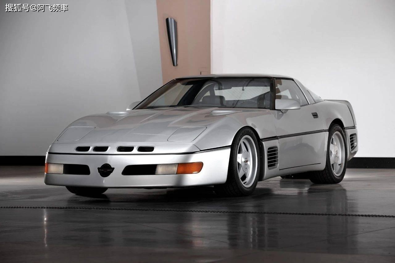 五十万美元的宝贝,曾经全球最快跑车1988年雪佛兰科尔维特