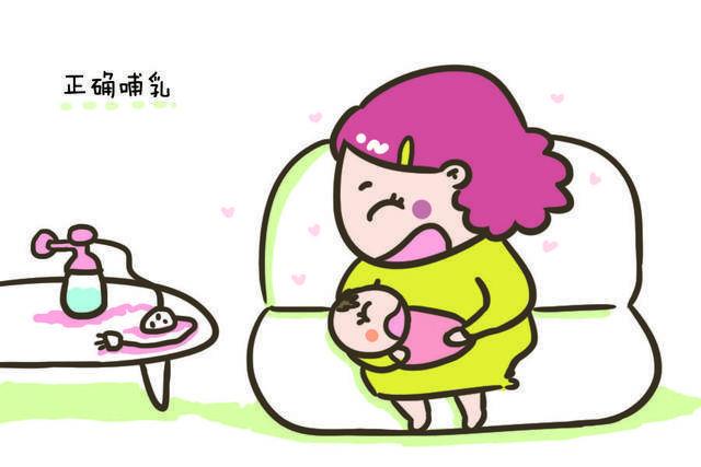 胸下垂、大小胸?母乳喂养真会如此吗?
