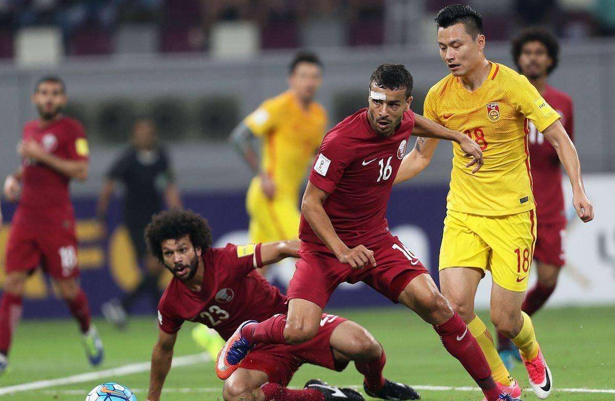 世界杯东道主卡塔尔出线在即,阿联酋进攻猛烈,泰国头号球星伤缺
