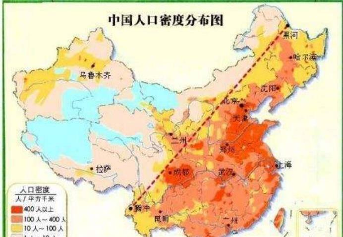 南方发达离不开人口红利,其实唐以前,南方人口只占全国的1/3