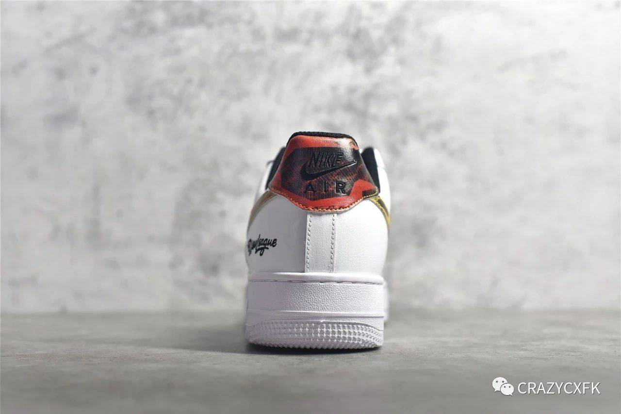 耐克德魯榮譽聯賽 Nike Air Force 1 Drew League 空軍一號板鞋