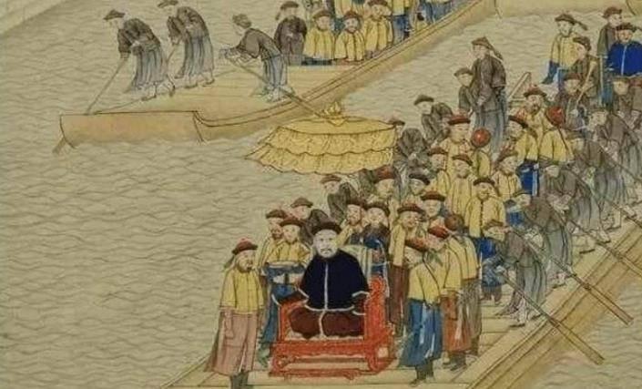 隋煬帝一次下江南丟江山,清朝乾隆六下江南沒丟掉江山,這是為何