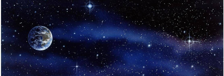 银河系有多宽?所有人类一辈子走过的路长度总和,能超银河系吗?