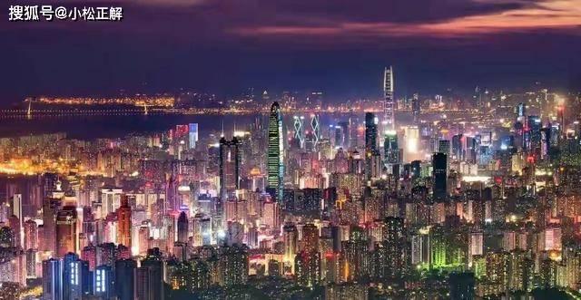 生活在深圳的几百万湖南人,总资产高达几万亿,他们靠的是什么?