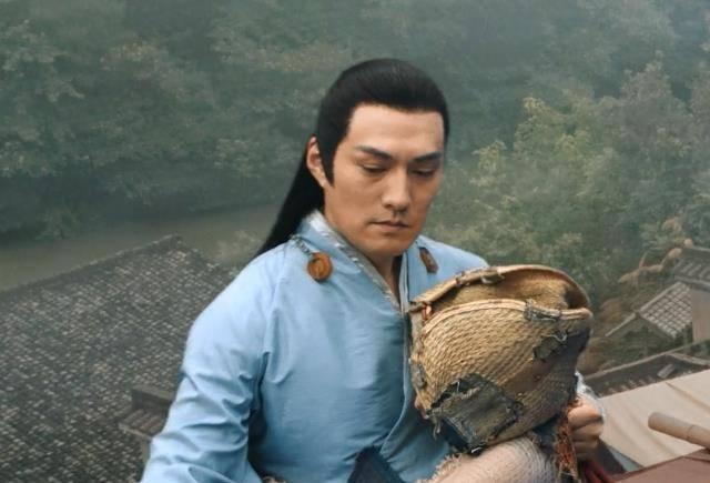 严屹宽版射雕英雄传上映,梅超风化身单纯乞丐,上演狗血三角恋
