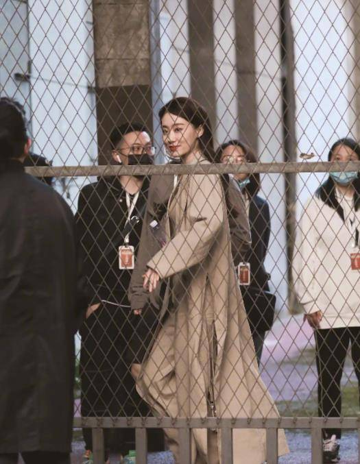 继《李焕英》后,张小斐再迎新电影,当得知合作演员是谁后:稳了