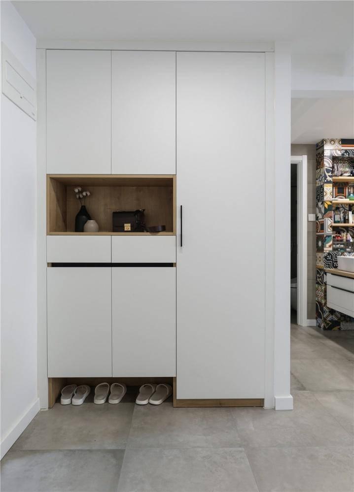 住宅室內門對門怎麼辦?設計師朋友一口氣拿出來了四套解決方案