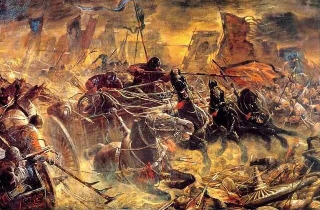 「八王之亂」的最後一王是怎麼掌權的?(1)