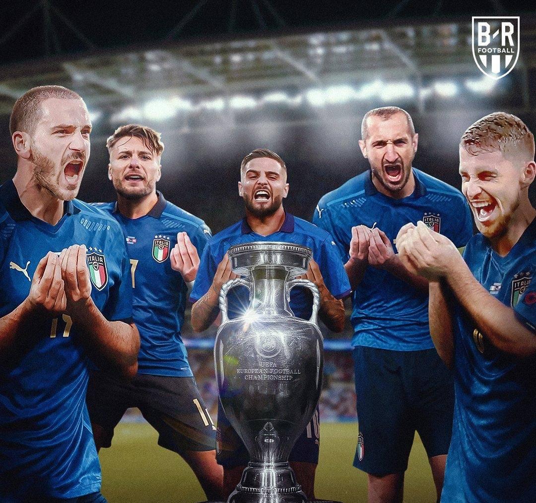 第10次大赛决赛!意大利完成半决赛5连杀,为这一冠已等待53年!