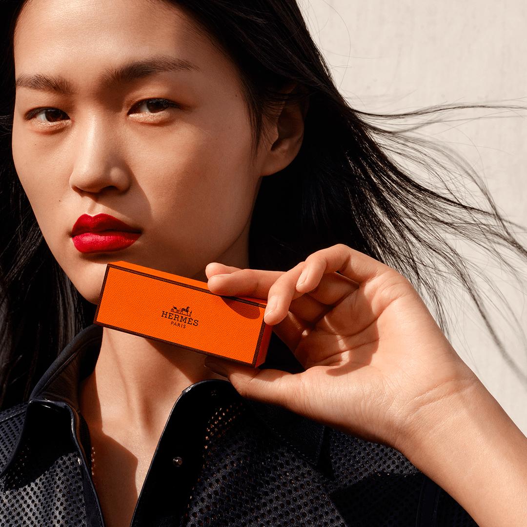 爱马仕唇膏系列正式登陆中国市场