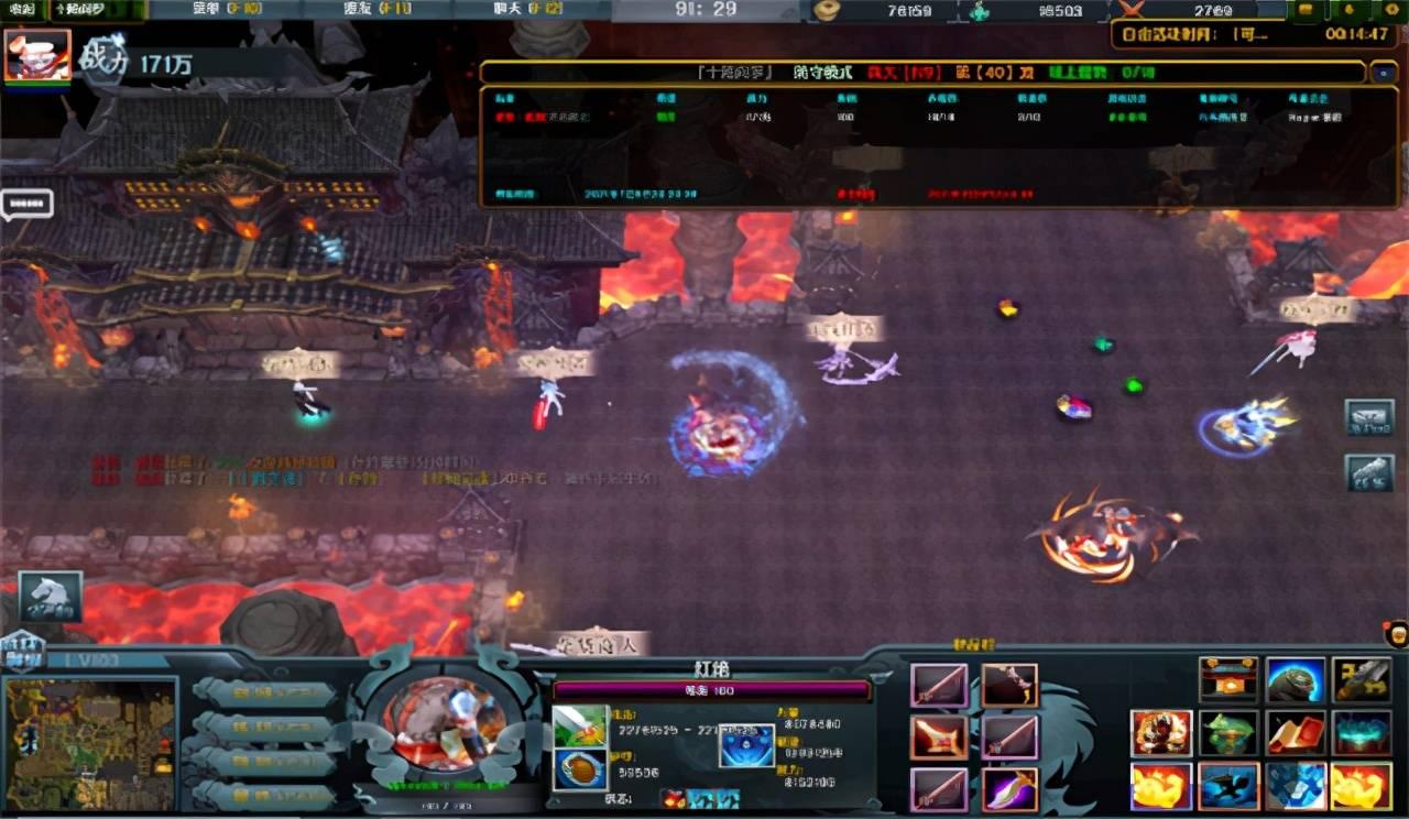 二次元舰娘入侵游戏平台(《魔兽争霸3》守护基地迫在眉睫)