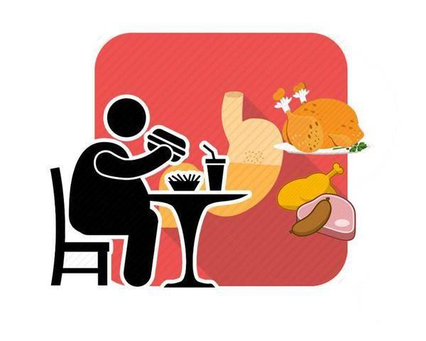 原创             胃癌是吃出来的!5个饮食坏习惯不改,再年轻的胃也扛不住