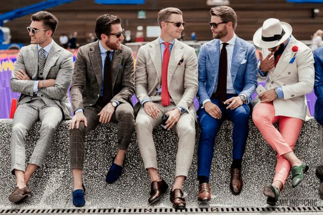 30岁的男人 相亲时别这么穿 容易招女生嫌 尤其是袜子配凉鞋 爸爸 第10张
