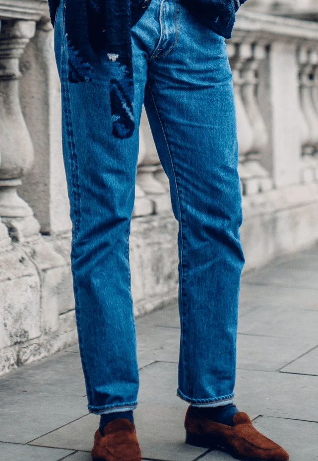 西装搭配牛仔裤 教你穿出时尚型男感~ 爸爸 第11张
