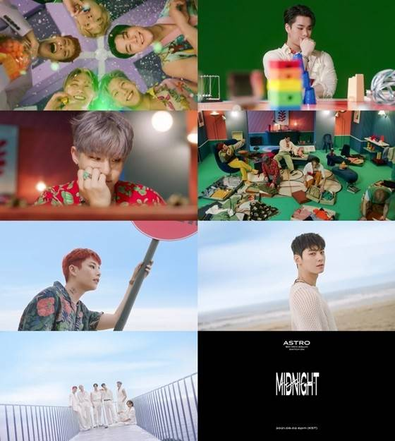7月26日韩语新歌资讯:MAMAMOO-朴志训-ASTRO-安七炫-Red Velvet