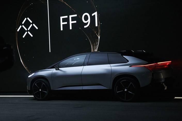 法拉第未来开启预量产模式,首批量产300台FF919tp