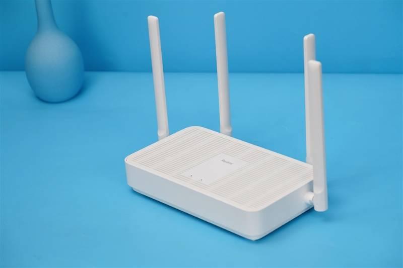 249元既享2400Mbps!Redmi AX3000评测:Wi-Fi 6路由性价比