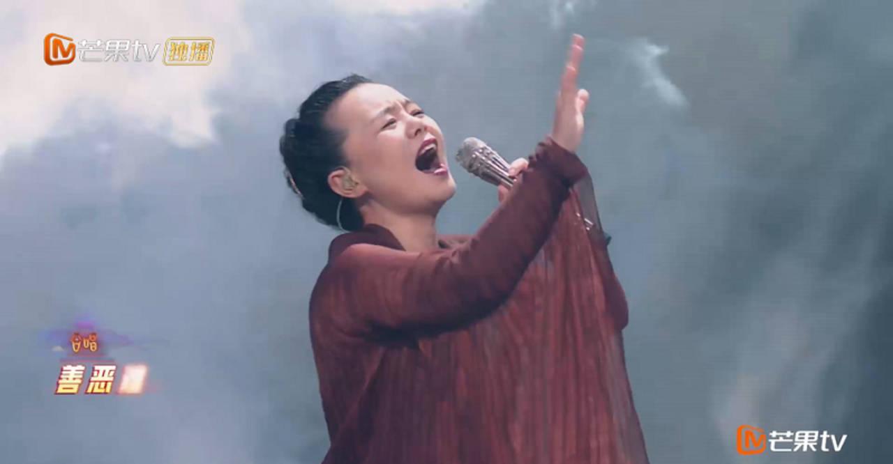 图片[5]-《说唱听我的》龚琳娜开口直起鸡皮疙瘩,其他选手却说她在搞笑?-番号都