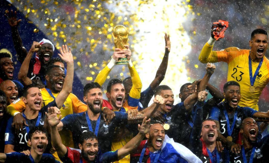 世界杯各大洲名额:欧洲50%,2026年大幅扩军,国足晋级几率大增