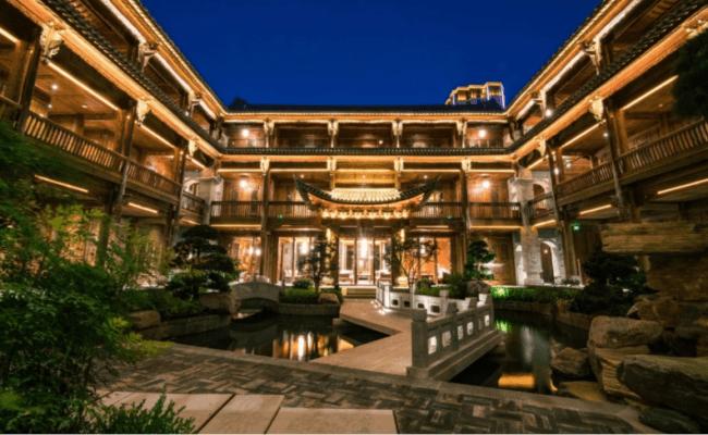 红河建水和院世御精品酒店焕新开业 呈现返璞归真的滇东南度假之旅