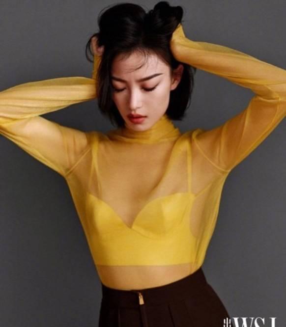 图片[3]-33岁倪妮写真造型好美!穿露背裙身材太好,网友:完美女人的样子-番号都