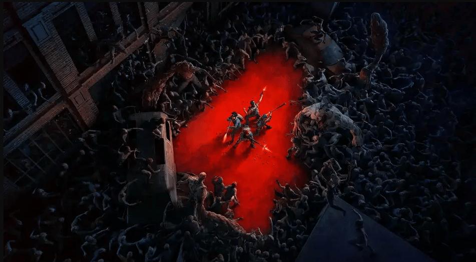 合作打僵尸游戏《喋血复仇》测试火爆(最高10万人活跃在线)