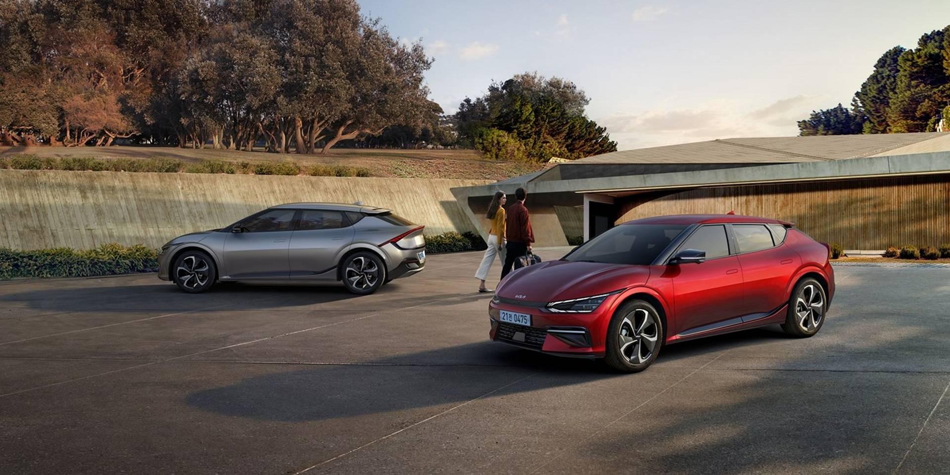 韩国有史以来第一款获得碳足迹认证车型——起亚EV6插图