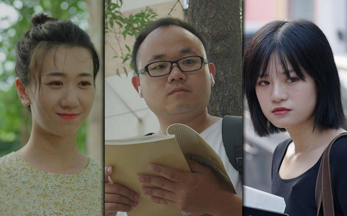 导演小策接受B站专访,原来新作品主演都爱唱戏,难怪这么专业