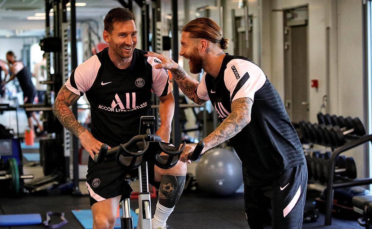 """梅西最快法甲第三轮迎来首秀,与拉莫斯的""""冤家""""联手需等到9月"""