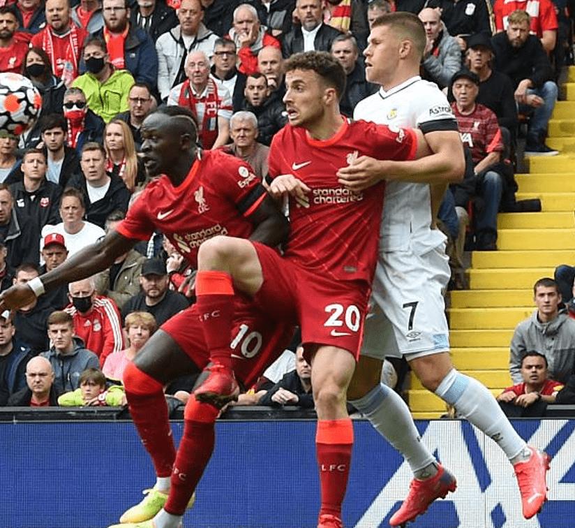 2-0!利物浦6分英超第1,一人复出是关键:2场0丢球+后场发动机