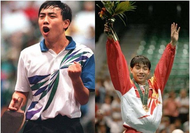 奥运会乒乓球最年轻的男子单打冠军不是刘国梁,而是一个韩国人!