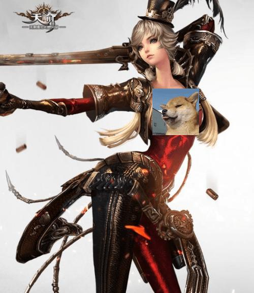 图片[7]-LSP狂喜!美女COS枪炮玫瑰身材爆炸,绝对领域若隐若现-妖次元