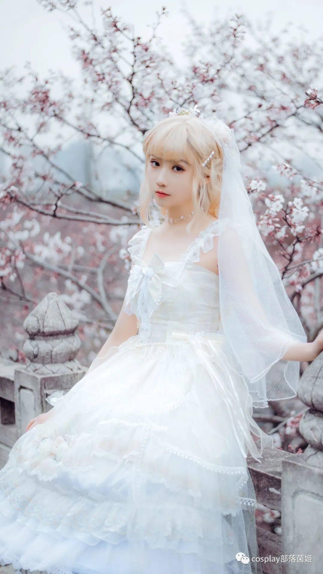 Lolita:愿春天常在,我如春花盛开