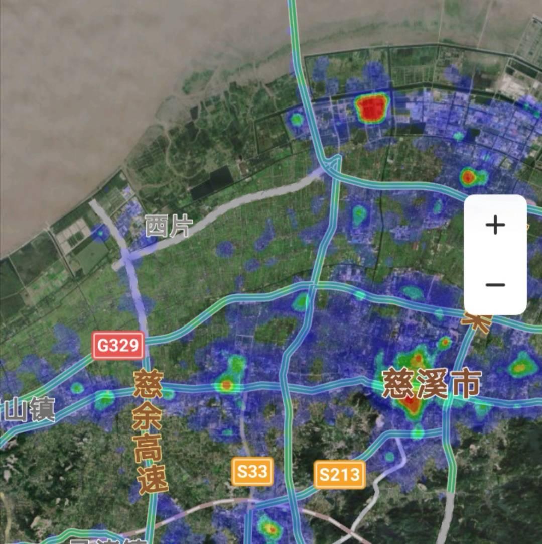 人口集中区域_如何使用大数据了解商圈内用户画像,住宅分布交通情况
