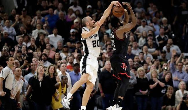 NBA历史地位之争:为什么拿下4冠的吉诺比利,还不如0冠的哈登?