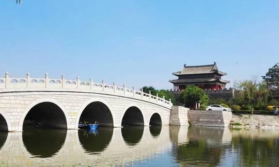 """河南最""""低调""""古城,有4000多年历史,地下藏有5座古城遗址"""