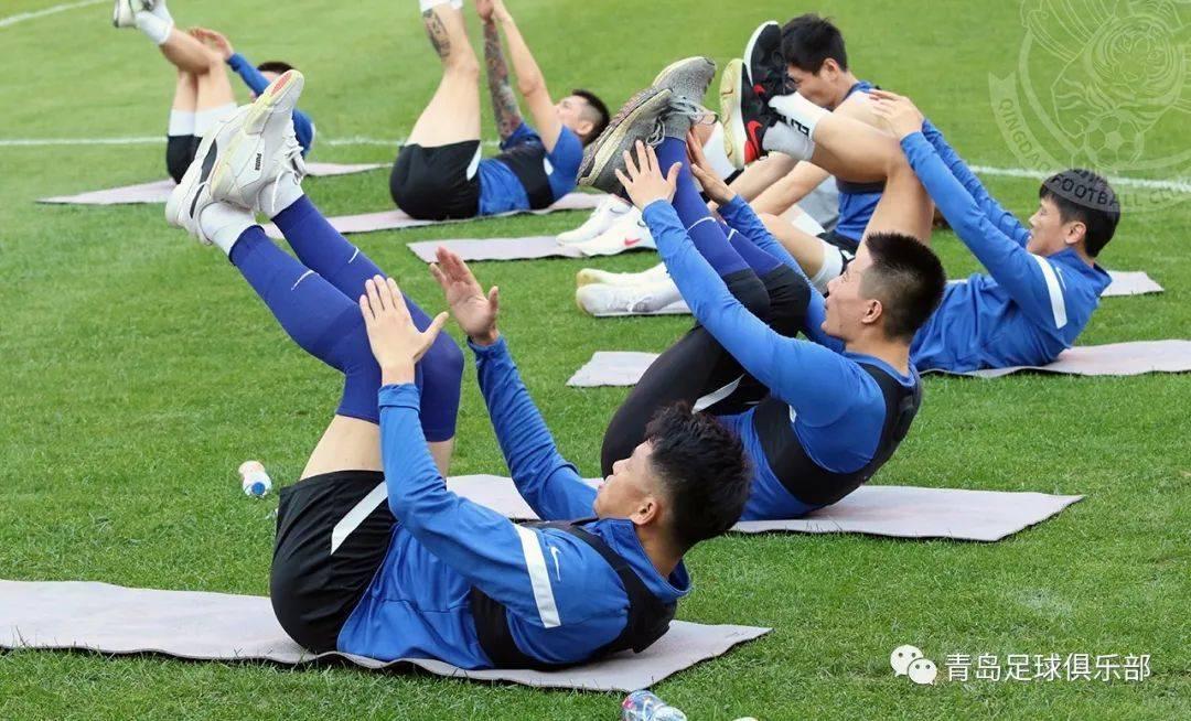 青岛队重新集结备战足协杯 将对中超保级组比赛针对部署