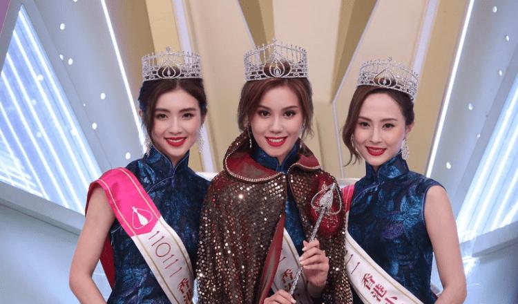 2021香港小姐前三名出炉 张学友时隔20年登台献唱 12位香港姐妹与她共舞