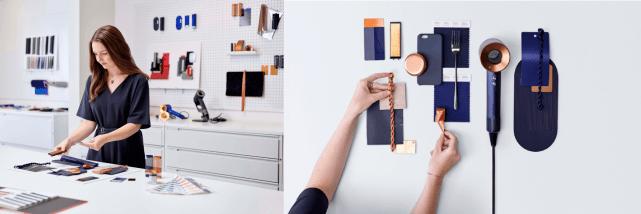 全新色彩工艺,演绎戴森科技 戴森发布限量普鲁士蓝配色礼盒