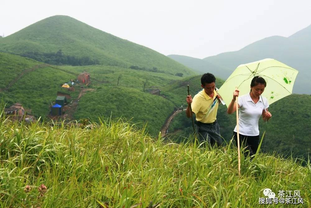 原创             恭城天仙草原:心心念念的美境