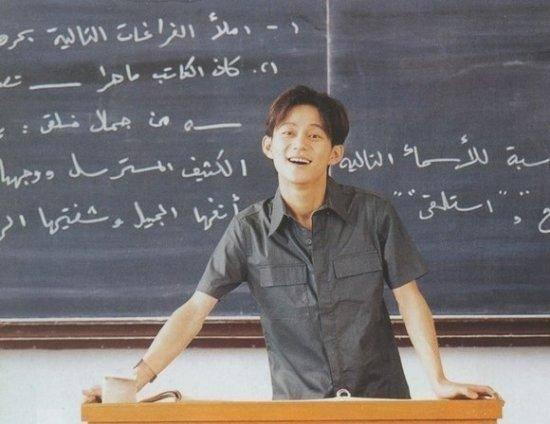 何炅都曾教过的阿拉伯语是一种怎样的语言