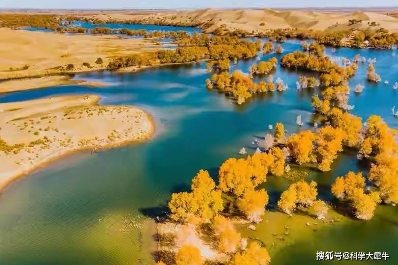 死亡之海湖底蕴藏巨大财富,可以养活数亿人,罗布泊能否变成绿洲?